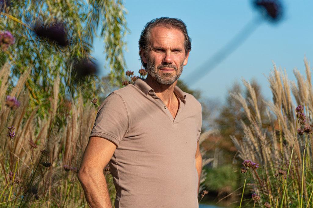 Peter Bouw portret
