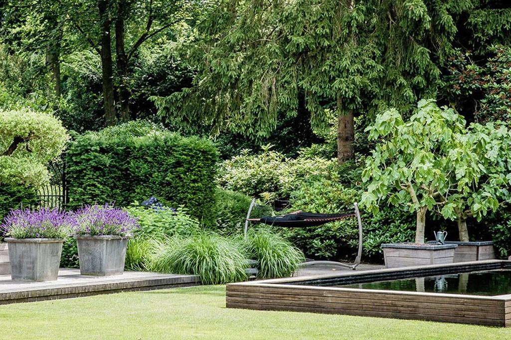 Project landelijke tuin in Laren